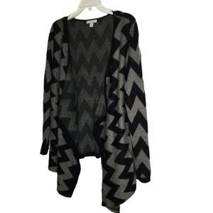 New York & Company Open Front Cardigan Sweater